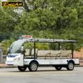 Wholesale Electric Fuel Type and 11 persons Seats sightseeing cart for sale