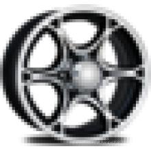 HRTC 16 polegadas novo design liga roda china para toyota