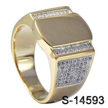 New Design Bijoux 925 Bague en argent sterling