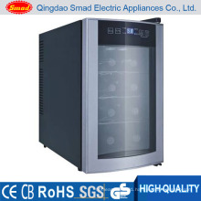 Metal Cabinet Thermoelectric Large Capacity Wine Chiller