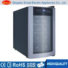 Термоэлектрический большой холодильник для вина