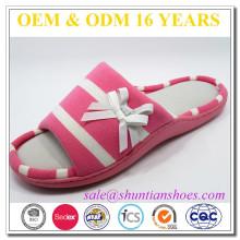 Hot selling summer open toe women slippers