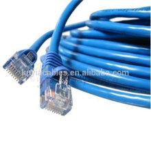 Vente rapide Cat5 Cat5E Cat 5 RJ45 UTP Ethernet Network Patch Cable