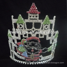 hot sale sweet candy tiara custom pageant crown tiarias