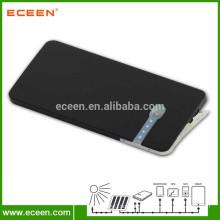 5000mAh waterproof power bank solar power battery