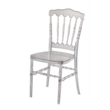 Clear Napoleon Chair with 10 Year Warrant