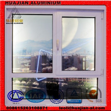 Ventanas de bastidor de aluminio de alta calidad