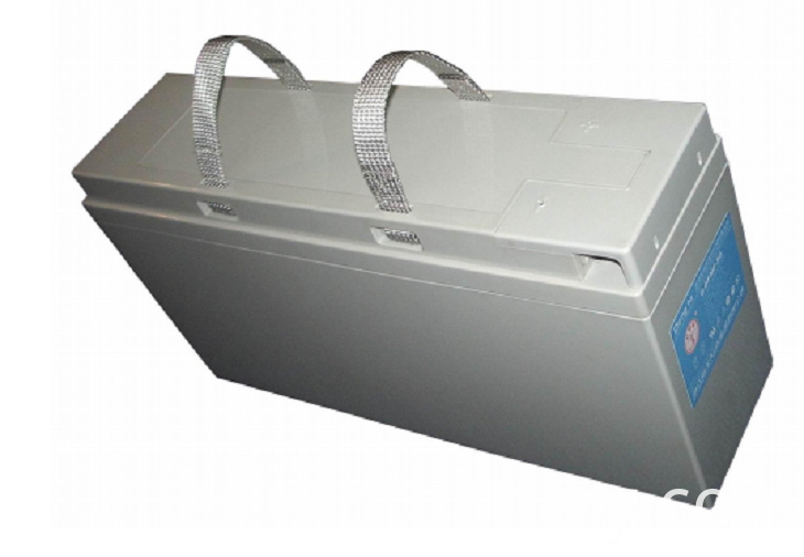 Front Terminal VRLA Battery, Maintenance Free Battery, 12V 50Ah Lead Acid Battery