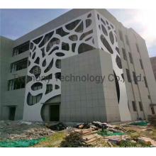 Inner Outdoor Building Decoration Materials 3D Wall Board Aluminum Composite Panels