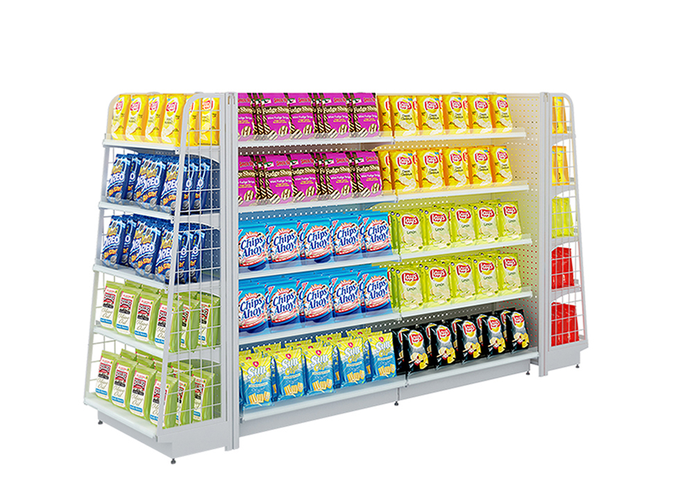 Convenience Store Display Shelf