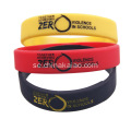 Custom Made Promotions Silicone Gift Cool Wristband