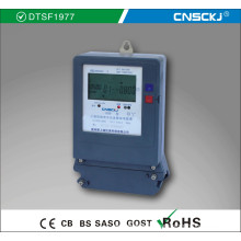 2014 Three Phase High Precision Static Multi-Function Kwh Meter