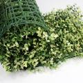 пластиковые искусственный зеленый забор для украшения