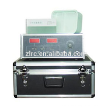 Bulk density tester for mineral wool