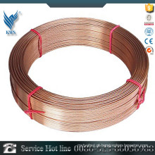 Preço barato 202 aço inoxidável cobre revestido fábrica de fio venda