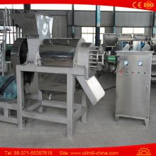 1000kg por hora de máquina de extração de suco de coco de aço inoxidável completo