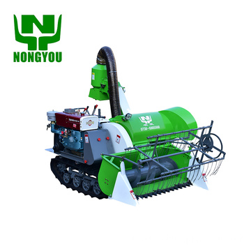 4LZ-1.0 20HP Factory Direct Μικρές Ρύζι Harvester