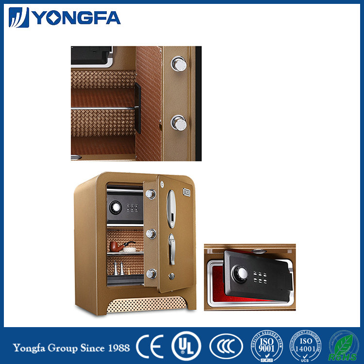Intelligent Fingerprint Strongbox
