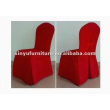 Duradera silla de banquete cubierta XC968