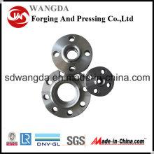 JIS Carbon Steel 5k-16k F-Type Slip-on Flanges