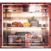 Ascenseur de nourriture, ascenseur de pompiers