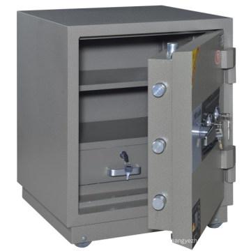 SteelArt пожаробезопасный два ключевых сейф тяжелые сейфы коробка для хранения сейф весом
