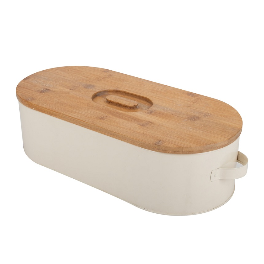 Bread box bamboo