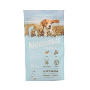 Normal style custom materials plastic pet food bag