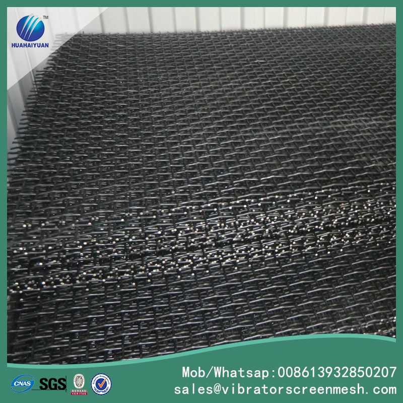 High Frequency Aggregate Slag Mesh