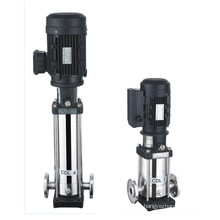 Vertical Multistage Stainless Steel Pipeline Booster Centrifugal Water Pump