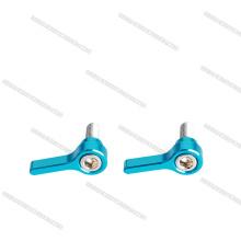 M4 CNC Wing Knob Thumb Aluminum Screws and Bolts