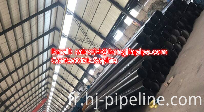 carbon steel tubes SMLS