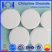 Factory Supply Desinfectant Comprimés de chlore pour l'usine de traitement des eaux usées