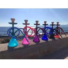 Verschiedene Farbe Min Shisha Vollständiger Verkauf