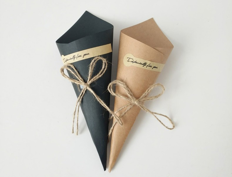 Flower Cone Package 6