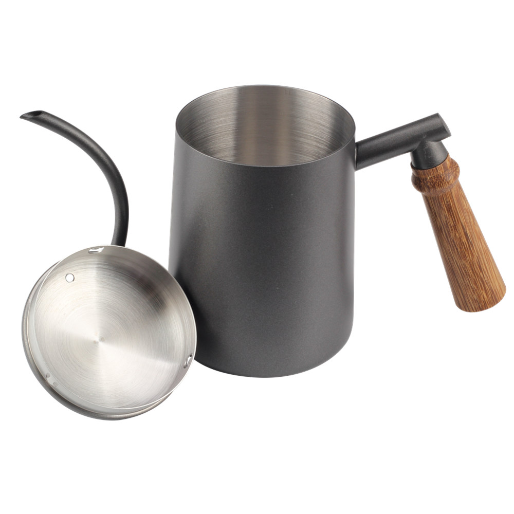 600ml coffee drip kettle