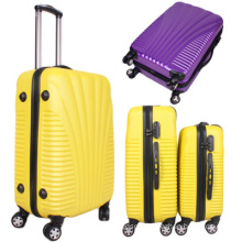 Luggage Case Made of PC 3piece Per Set