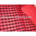 africa embossed-flocking garment fabric