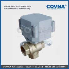 Моторный клапан поставщика для воды