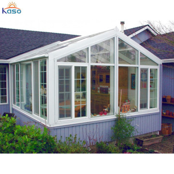 Sunroom Casas de vidrio Kits de aluminio Lowes Sunrooms