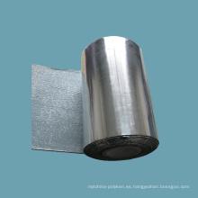 Cinta de betún de aluminio insonorizada Qiangke para automóvil