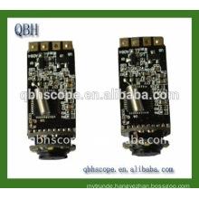 8.5mm video microscope,0.3mega pixels camera parts,CMOS camera