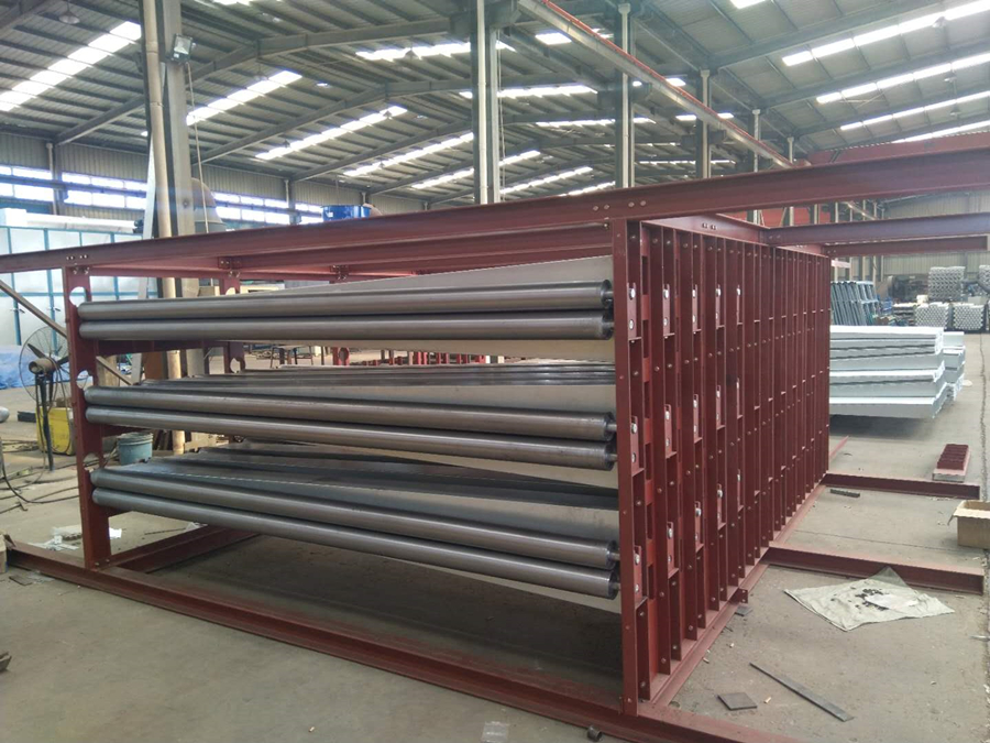 3 Deck Roller Veneer Dryer 1
