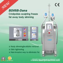 Coolshape Cryolipolysis congelar Fat Cell Slimming máquina com 2 alças Bd05b