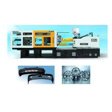 380ton máquina de moldeo por inyección de servo de ahorro de energía de alta eficiencia