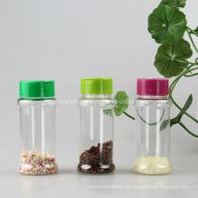 100ml Pet Round Spice Shake Flasche (PPC-PSB-02)