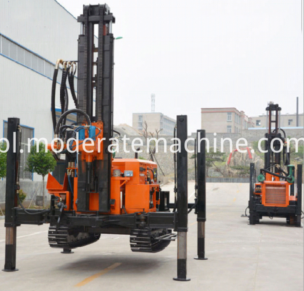 FY200 water well drilling rig 2