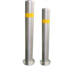Wholesale removable  stainless steel bollards barrier and car parking Barrier