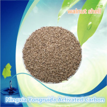 walnut shell for oily wastewater treatment