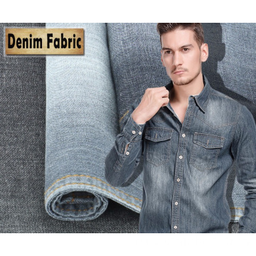 Twill Men Jacket 100% Cotton Wholesale Slub Denim